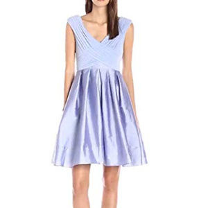 NWT Adrianna Papell Tafetta Fit and Flare dress